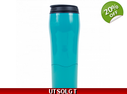 Mighty mug Go - 0,47l - Turkis/blå Teal