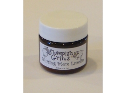 Sheepish grins - nursing mom lanolin 1 oz krukke