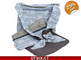 Smartbottoms Haversack stelleveske - Due North