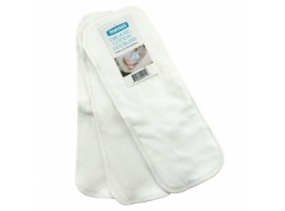 Thirsties organic Cotton Doubler 3 pk - newborn