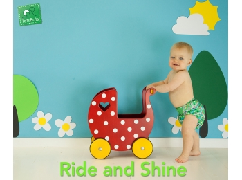 Tots bots easyfit star - Ride & Shine