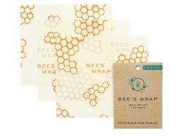 Bees wrap - 3 stk small