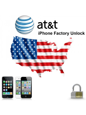 factory unlock att iphone