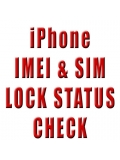 Carrier check / blacklisted imei check..