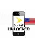 unlock sprint iphone all models 5 5s  ..