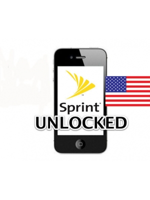unlock sprint iphone all models 5 5s  6 6s 6+ 6s plus 7 7plus 7s 7s plus