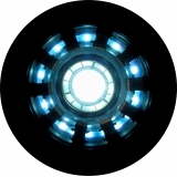 Arc Reactor Spare Tire Cover