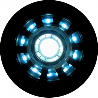 Arc Reactor Spare Tire ..