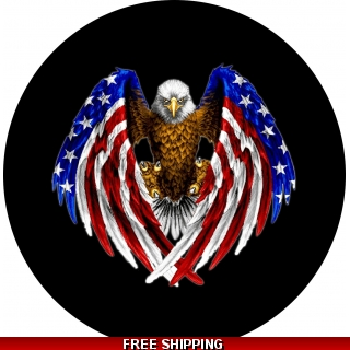Eagle Wings Flag Spare ..