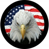 Eagle Flag Spare Tire Cover 1