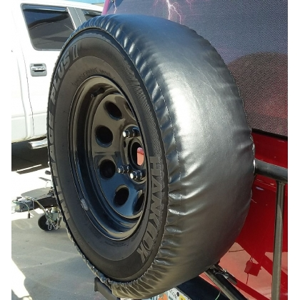 Spare Tire Tread Cover