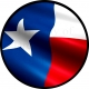 Texas Flag Spare Tire Cover
