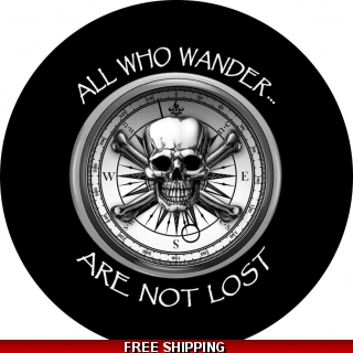 All Who Wander Are Not ..