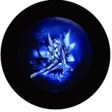 Night Fairy spare tire cover