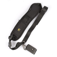 Caden W1s Quick Release Strap for cameras and lenses.