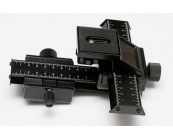 Four Way Macro Focusing Rail Slider.