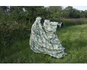 Wildlife photography bag hide in lightweight woo..