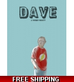 Dave Cosmic Oddity graphic novel