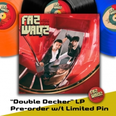 "LP ""Double Decker"" Pre-Order + Limited Pin + Download Code"