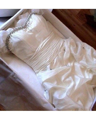 Extra Large Wedding Dress Storage Box & LARGEST extra large wedding dress storage box