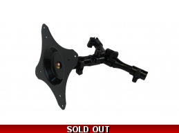 TV/Monitor Headrest Mounting Bracket