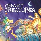 CD of CRAZY CREATURES Details