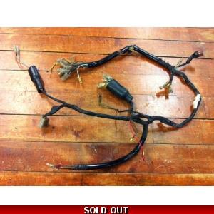 1973 honda cb350 wiring harness