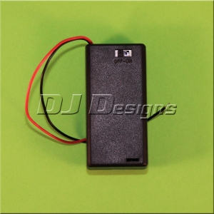 2AA Battery Box with Sw..