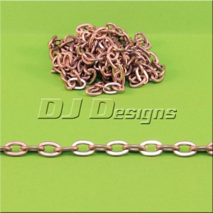 Galvanised Effect Chain..