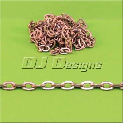Galvanised Effect Chain Type 1 title=