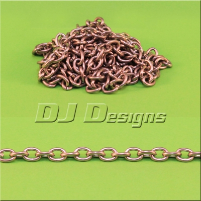 Galvanised Effect Chain Type 2 title=