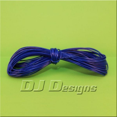7/0.2mm Blue Wire title=