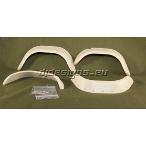 Landrover Wheel Arches Type 1