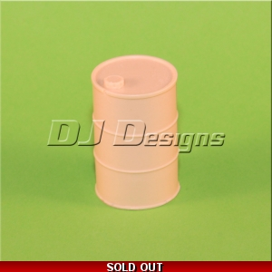1:20 scale 50 gallon Oil drum