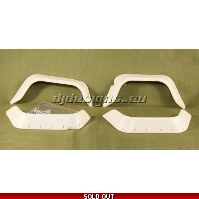 Landrover Wheel Arches Type 2 title=