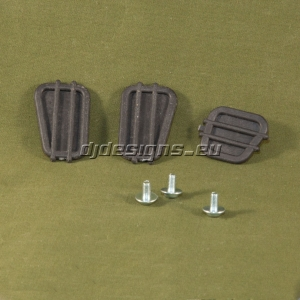 Land Rover Wing Vent Covers Type 1