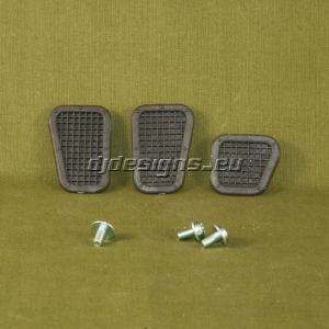 Land Rover Wing Vent Covers Type 3