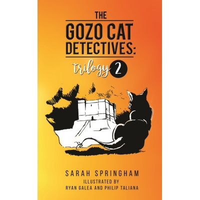 The Gozo Cat Detectives: Trilogy 2