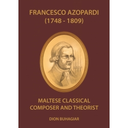 Francesco Azopardi 1748 - 1809 Maltese Classical Composer ..
