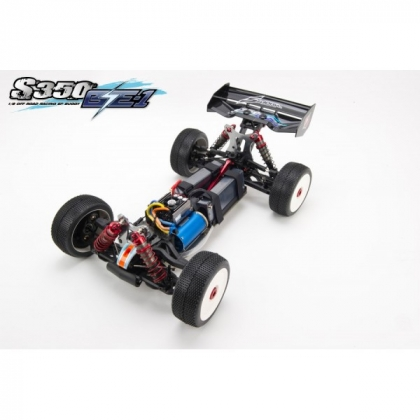 S-Workz S350 BE1 1/8th Brushless Pro Buggy Kit