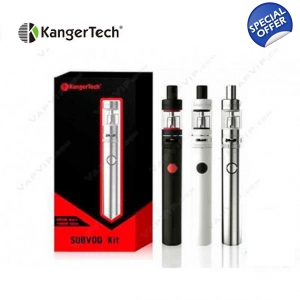 Kanger SubVod 1300mAh 60W Starter Kit With 1.9ml TopTank Nano