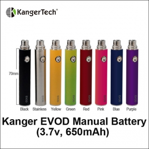 Kanger EVOD 650mAh eGo Battery
