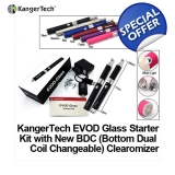 Kanger EVOD eGo Glass Double Starter Kit