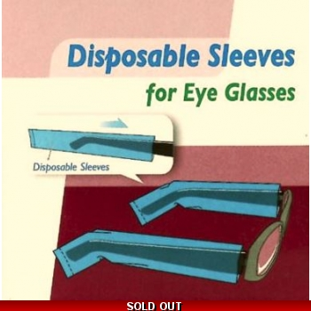 Glasses protectors 200 pieces