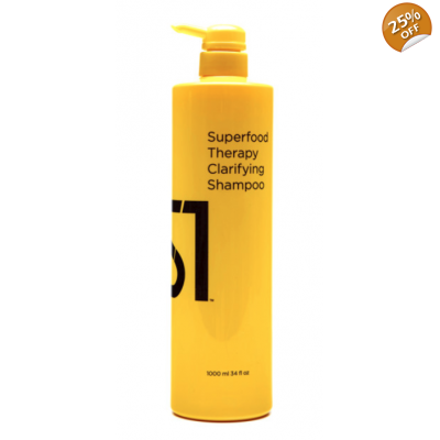 SF THERAPY CLARIFYING SHAMPOO 1000ML