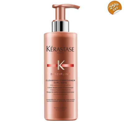 DISCIPLINE - CLEANSING CONDITIONER CURL IDEAL
