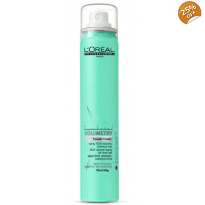 VOLUMETRY VOLUME SPRAY