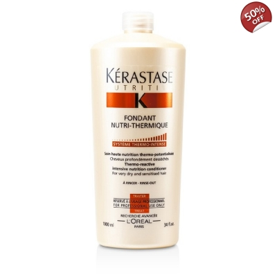 KERASTASE NUTRITIVE Thermo reactive intensive nutrition conditioner hair 1L
