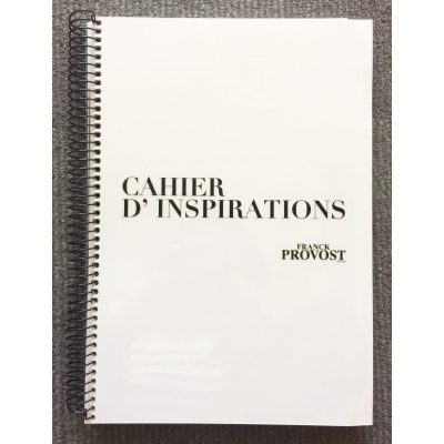 Cahier d'inspirations / Inspiration Book