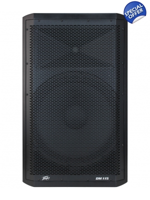 Peavey Dark Matter Powered Speaker DM115